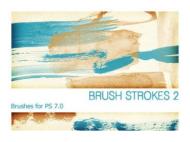 Brush Strokes 2 PS 7.0