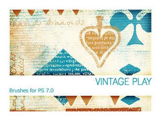 Vintage Play PS 7.0 by Pfefferminzchen
