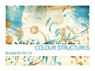 Colour Structures PS 7.0 by Pfefferminzchen