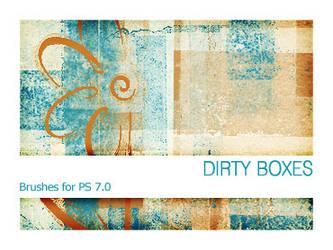 Dirty Boxes PS 7.0 by Pfefferminzchen