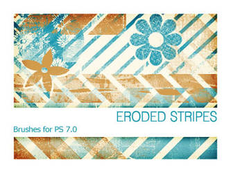 Eroded Stripes PS 7.0 by Pfefferminzchen