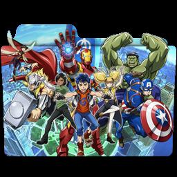 Marvel Future Avengers by EDSln