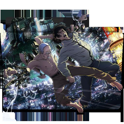 Inuyashiki v2 by EDSln