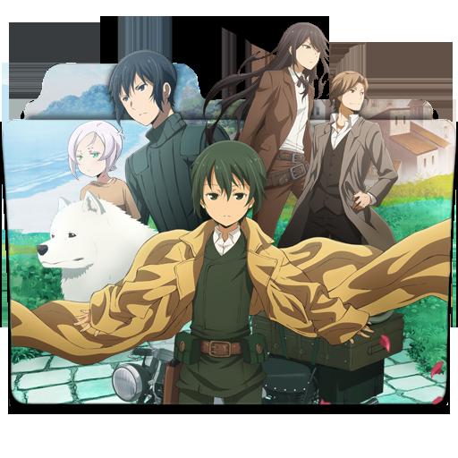 Kino no Tabi The Beautiful World v2 by EDSln