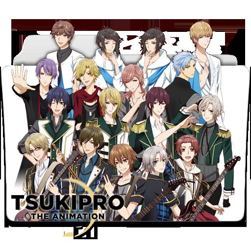 """Képtalálat a következőre: """"TsukiPro The Animation ico"""""""