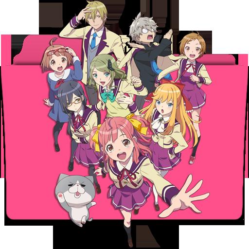Animegataris v2 by EDSln