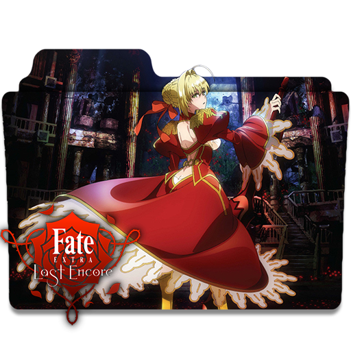 Fate/Extra Last Encore v1 by EDSln