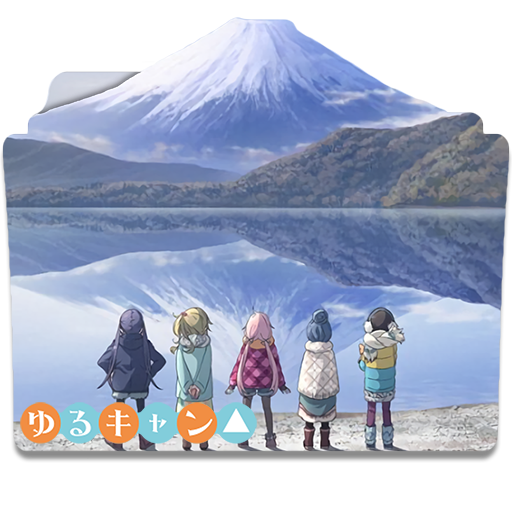 Yuru Camp v1 by EDSln