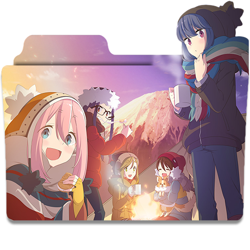 Yuru Camp v2 by EDSln