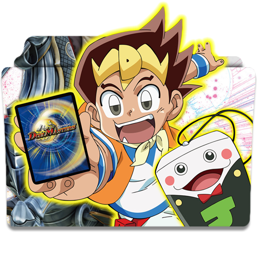 Duel Masters! v2 by EDSln
