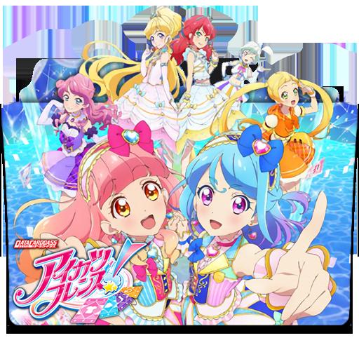 Aikatsu Friends! v1 by EDSln