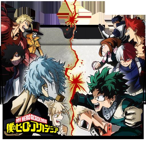 Boku no Hero Academia 3rd Season v1 by EDSln