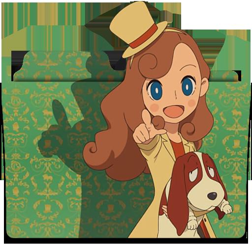 Layton Mystery Tanteisha Katri no Nazotoki File v2 by EDSln