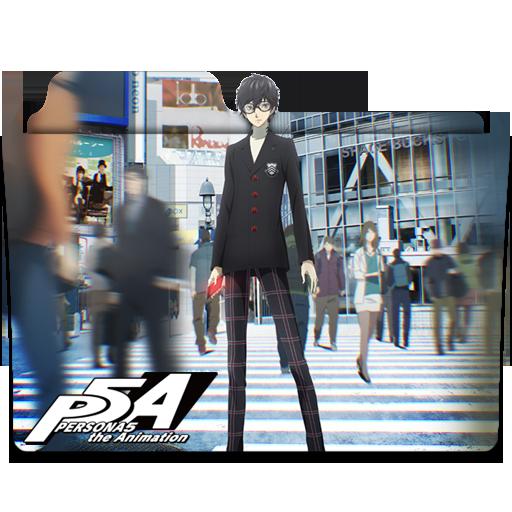 Persona 5 the Animation v1 by EDSln