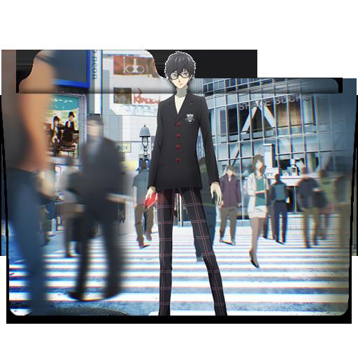 Persona 5 the Animation v2 by EDSln