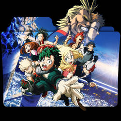 Boku no Hero Academia The Movie: Futari no Hero v2 by EDSln