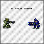 Halo Short by Draclan12