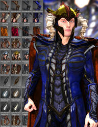 Rune Male Outfit Freebie by Aarki