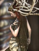 Miellyn dForce compliant Hair by Aarki