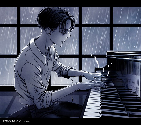 Lonely Boy Tumblr Snk Aot Levi Ackerman – Jerusalem House