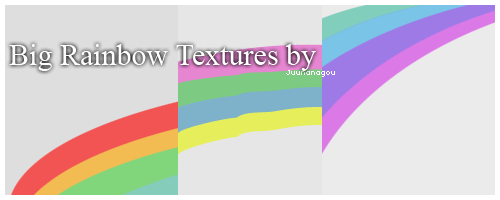 Big Rainbow Texture by Juunanagou17
