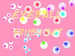 Eyeball Brush set by IWantToBrowsefuckyou