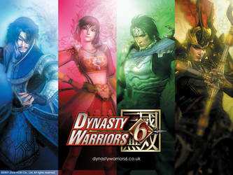 Dynasty Warriors 6 amv by miss-mustang