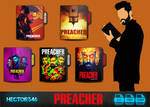 Preacher folder icon pack by hector346
