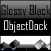 Glossy Black Dock by CPzer0