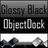 Glossy Black Dock by CPzer0