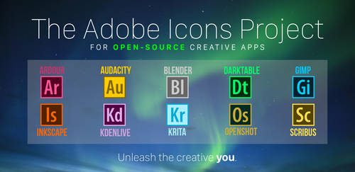 The Adobe Icons Project
