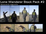 Lone Wanderer Stock Pack 2