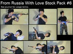From Russia With Love Pack 6