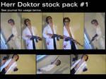 Herr Doktor Stock Pack 1