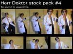 Herr Doktor Stock Pack 4