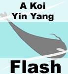 A Koi Yin-Yang Animated