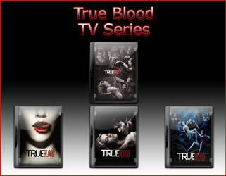 True Blood TV Series Icons