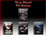 True Blood TV Series Icons