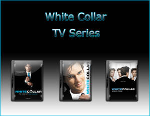 White Collar TV Series Icons