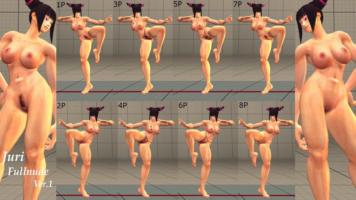 Streetfighter г— tekken nude patch exploited pics