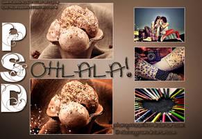 Ohlala PSD by JohanaJonasMilleer