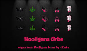 Hooligans Orbs by andredk