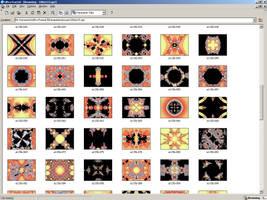 150 Parameter for UFractal by StimpyKatz