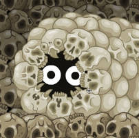 Hagworm animation by scythemantis