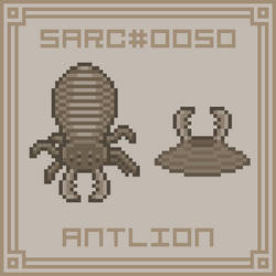 S-A-R-C Design: Antlion Animation by S-A-R-C