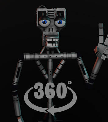 Cinema4D Endoskeleton V1 2.0!