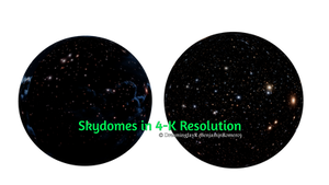 [MMD Download] Nightsky Skydomes in 4K Resolution by BenjaminRomero