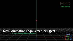 [MMD+DL] ScreenTex Effect v1.04 (MMDLogo) by BenjaminRomero