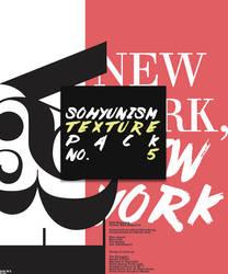 Sohyunism Texture Pack#5