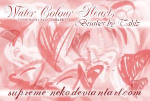 Bella Missa Watercolour Hearts
